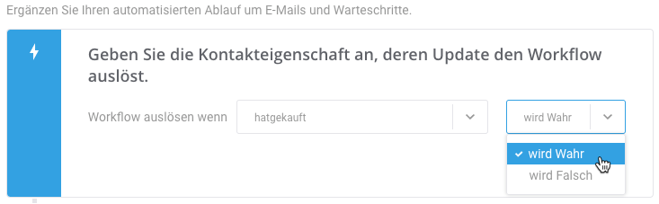E-Mail-Automatisierung