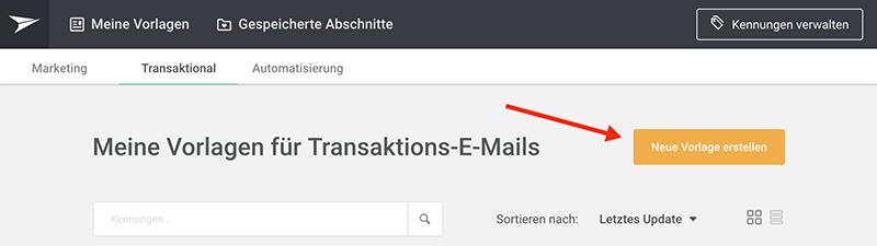 Transaktions-E-Mails