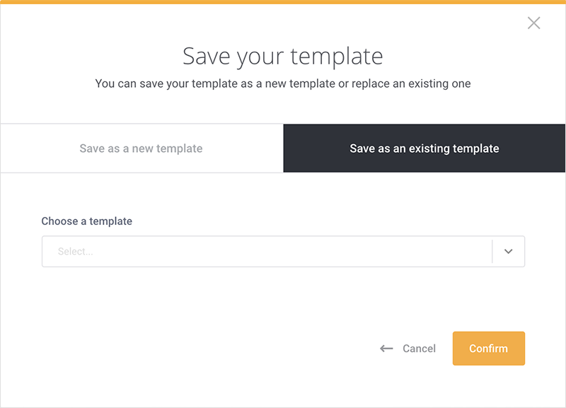 How To Create My Own Campaign Template Campaigns Mailjet - Create a will template