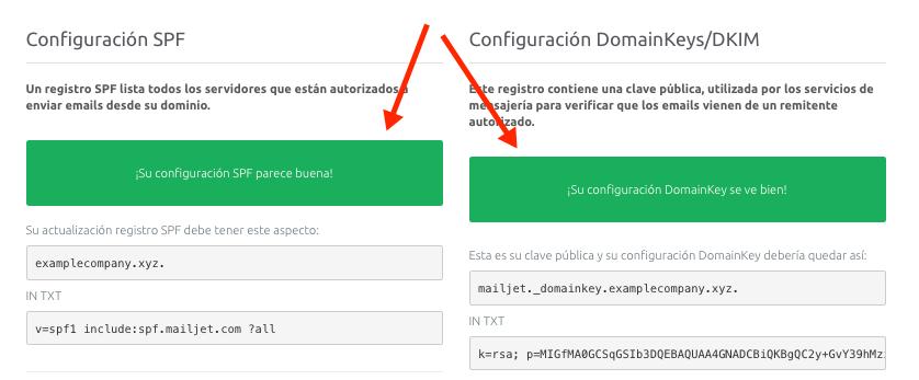 SPF & DKIM Authentication