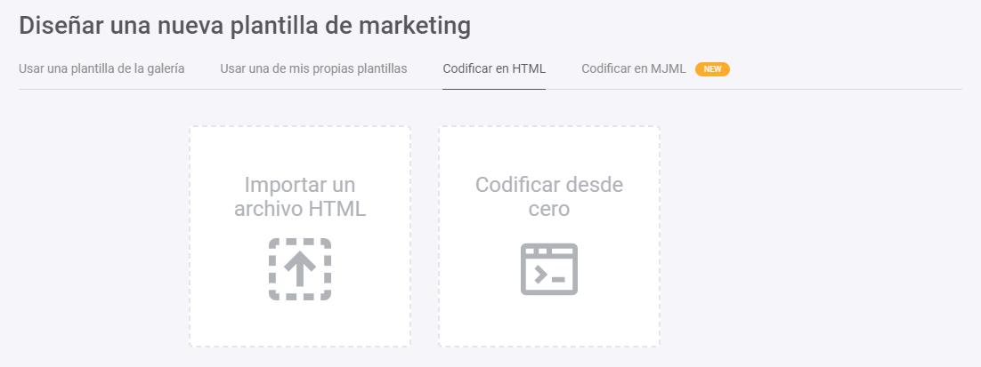 Importar plantillas en html