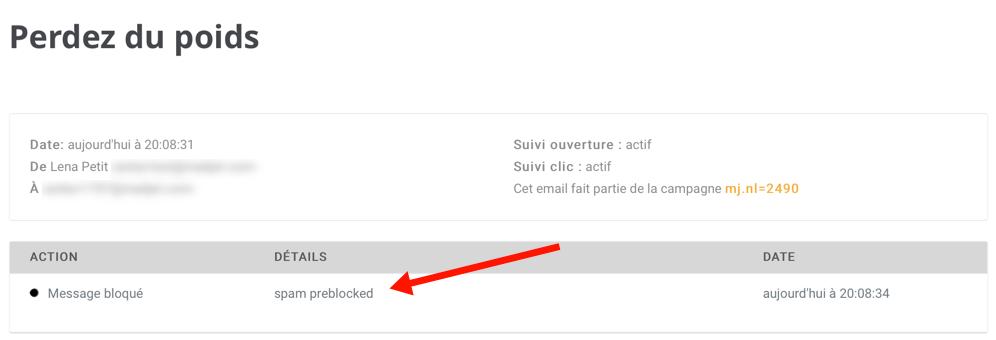 Prébloqué